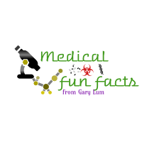 Medical Fun Facts logo from Gary Lum